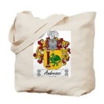 Andreozzi Family Crest Tote Bag