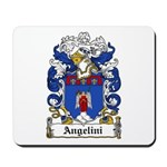 Angelini Family Crest Mousepad