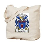 Angelini Family Crest Tote Bag