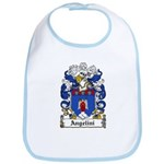 Angelini Family Crest Bib