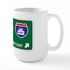 Banking Territory Mug