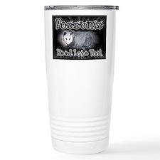 Possums Need Love Travel Mug