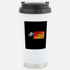 Flying Awesome Possum Stainless Steel Travel Mug
