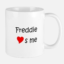 Funny Freddie Mug