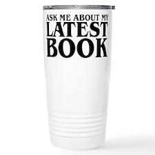 My Latest Book Travel Mug