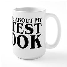 My Latest Book Mug