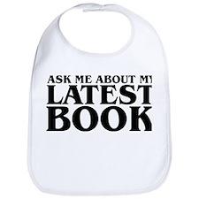 My Latest Book Bib