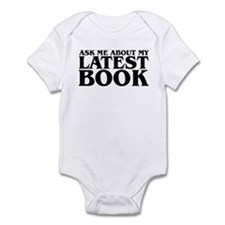 My Latest Book Infant Bodysuit