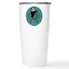 Possum Kaleidoscope Stainless Steel Travel Mug