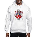 Angelo Family Crest Hooded Sweatshirt