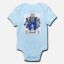 Antonelli Family Crest Infant Creeper