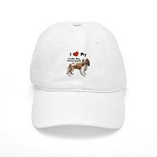 I Love My Cavalier Baseball Cap