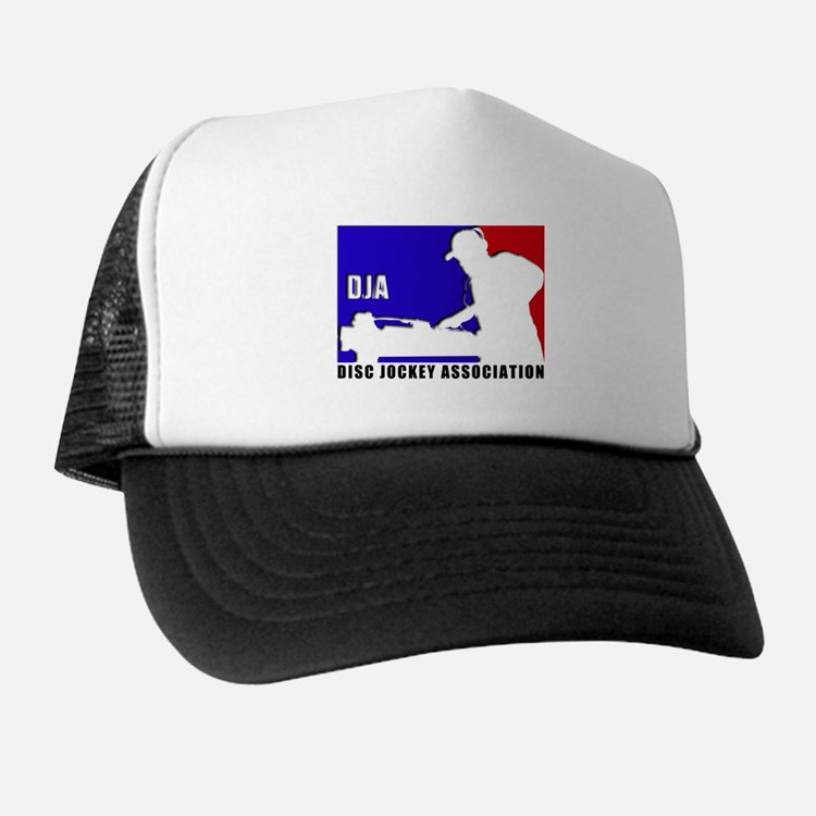 Disc jockey association Trucker Hat