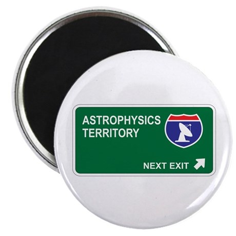 """Astrophysics Territory 2.25"""" Magnet (10 pack)"""