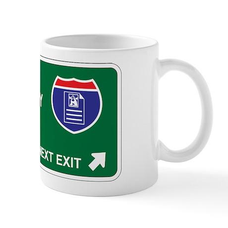Archives Territory Mug
