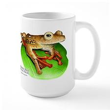 Borneo Red Flying Frog Mug