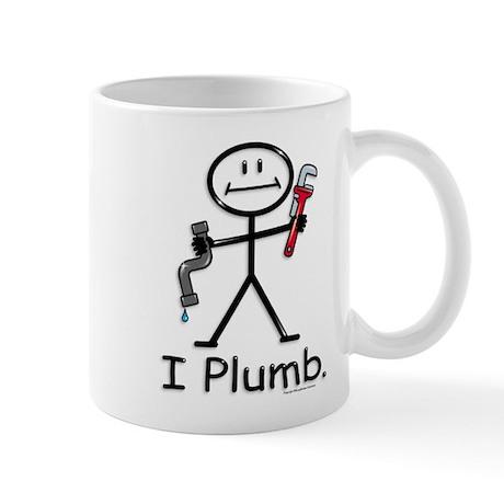 BusyBodies Plumber Mug