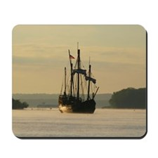 Sunrise Ship, Mousepad