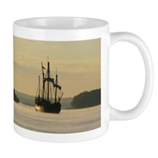 Sunrise Ship, Mug
