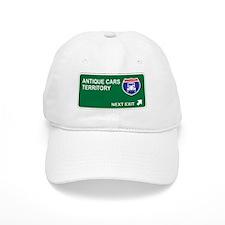 Antique Cars Territory Baseball Cap