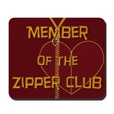 Zipper Club Mousepad 2