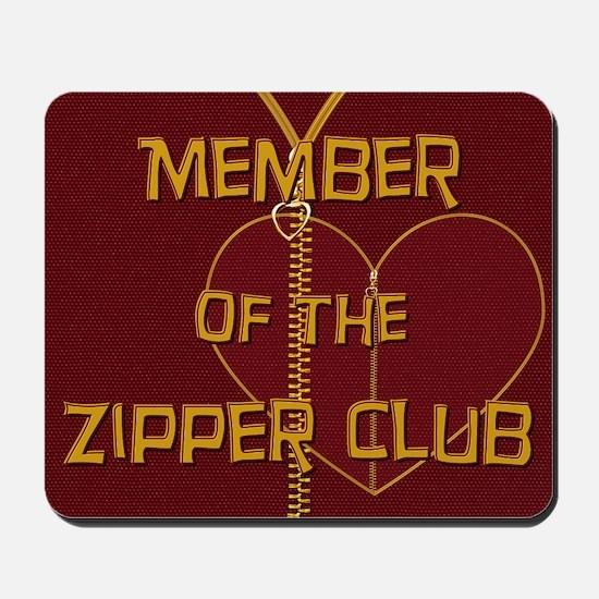 Zipper Club Mousepad 2