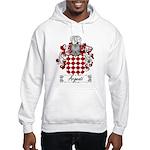 Argenti Family Crest Hooded Sweatshirt