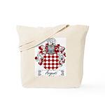 Argenti Family Crest Tote Bag
