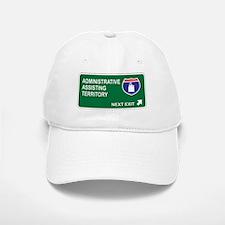 Administrative, Assisting Territory Baseball Baseball Cap