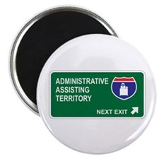 Administrative, Assisting Territory Magnet