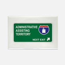 Administrative, Assisting Territory Rectangle Magn