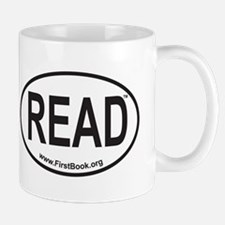 First Book READ Mug