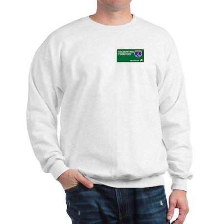 Accounting Territory Sweatshirt