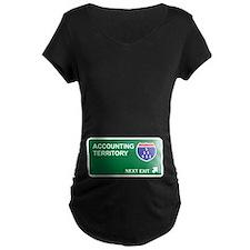 Accounting Territory T-Shirt