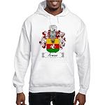 Armano Family Crest Hooded Sweatshirt