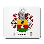 Armano Family Crest Mousepad