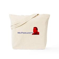 McPawlenty Tote Bag