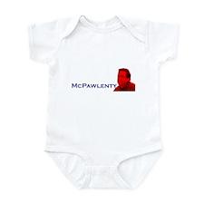 McPawlenty Infant Bodysuit