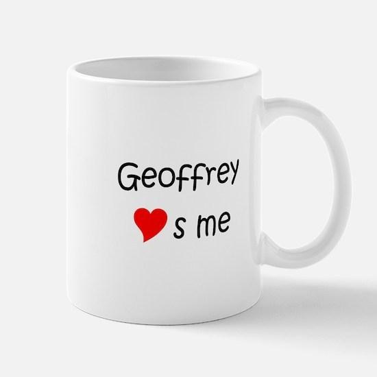 Cute Geoffrey Mug