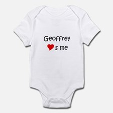 Cute Geoffrey Infant Bodysuit