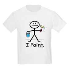 BusyBodies Painter Kids T-Shirt