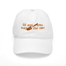 65th Birthday Gardening Baseball Cap