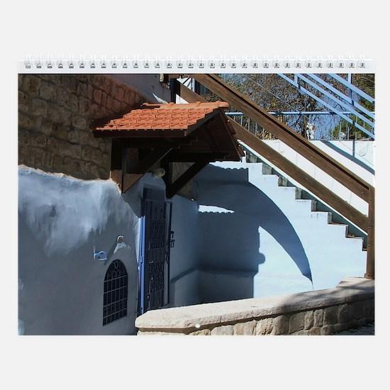 Israel Photo Wall Calendar