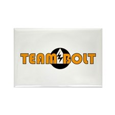 TEAM BOLT Rectangle Magnet