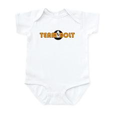 TEAM BOLT Infant Bodysuit