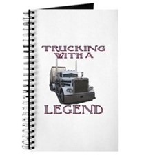 Trucking With A Legend Journal