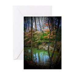 Melissa Staggs Greeting Card