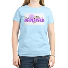 Half of my heart is deployed T-Shirt