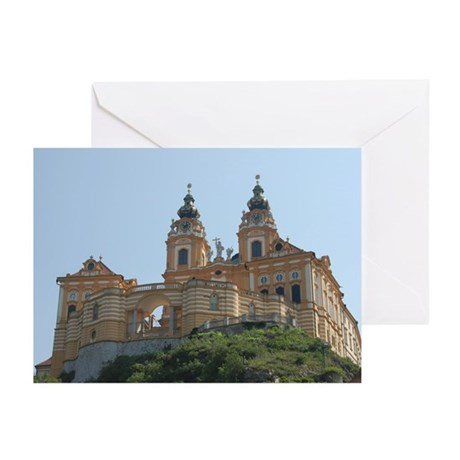 Melk Abbey Greeting Cards (Pk of 10)