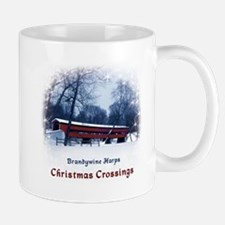 Christmas Crossings Mug